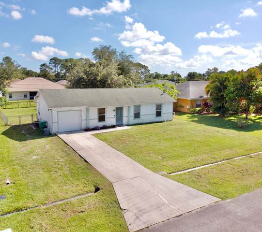 1133 SW Sudder Avenue, Port Saint Lucie, FL 34953 (#RX-10632910) :: The Reynolds Team/ONE Sotheby's International Realty