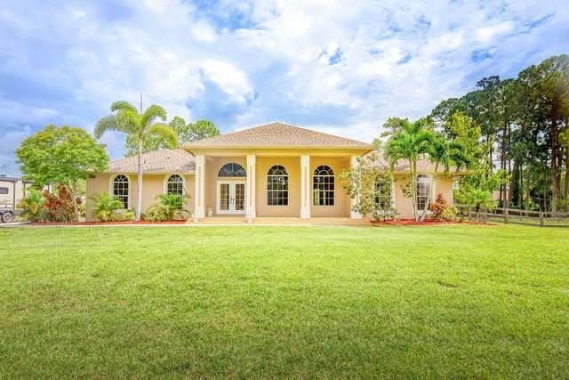 13725 85th Road N, West Palm Beach, FL 33412 (MLS #RX-10632911) :: Laurie Finkelstein Reader Team