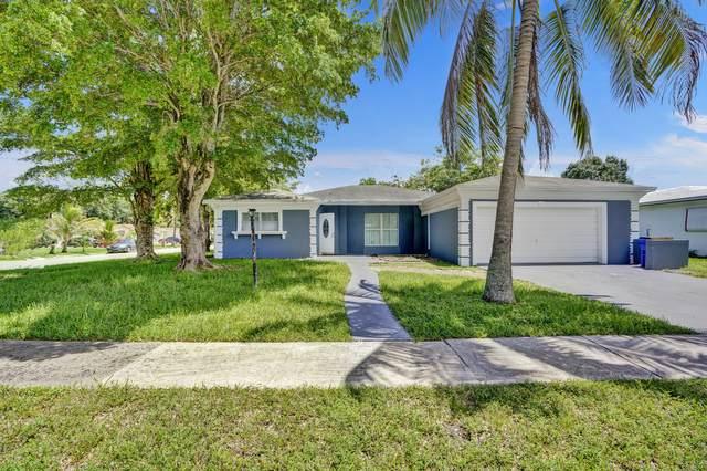 4957 SW 7th Court, Margate, FL 33068 (MLS #RX-10632940) :: Castelli Real Estate Services