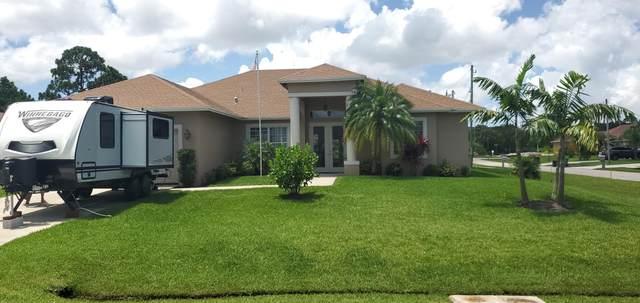1417 SW Devera Avenue, Port Saint Lucie, FL 34953 (#RX-10632942) :: Ryan Jennings Group