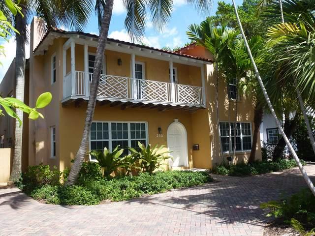 235 Seaspray Avenue, Palm Beach, FL 33480 (MLS #RX-10632955) :: Laurie Finkelstein Reader Team