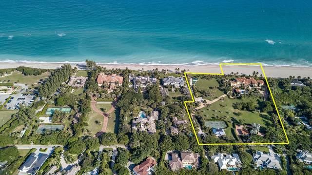 12525 Seminole Beach Road, North Palm Beach, FL 33408 (MLS #RX-10632970) :: Laurie Finkelstein Reader Team
