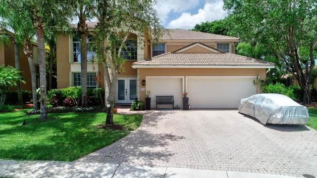 8682 Via Ancho Road, Boca Raton, FL 33433 (#RX-10632984) :: Ryan Jennings Group