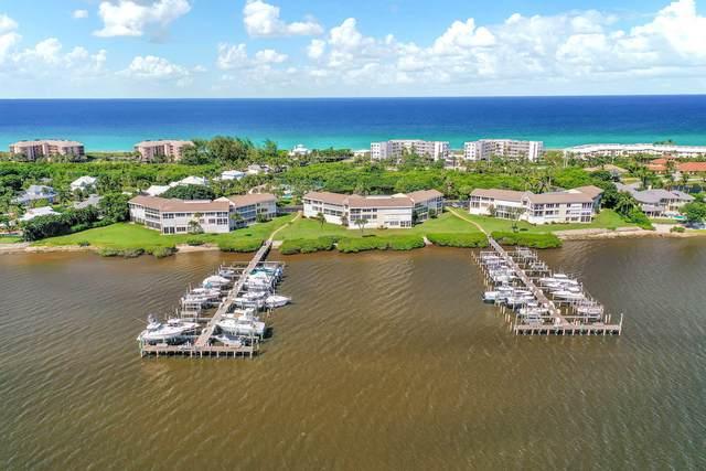 2370 NE Ocean Boulevard A-103, Stuart, FL 34996 (MLS #RX-10633099) :: Berkshire Hathaway HomeServices EWM Realty