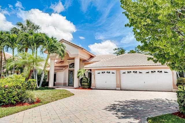 15683 Cypress Park Drive, Wellington, FL 33414 (#RX-10633108) :: Real Estate Authority