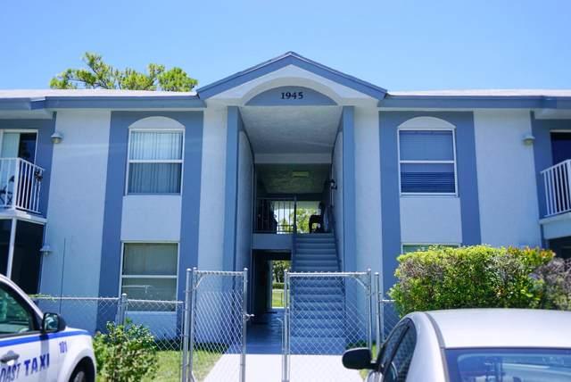 1945 Abbey Road #201, West Palm Beach, FL 33415 (MLS #RX-10633122) :: Berkshire Hathaway HomeServices EWM Realty