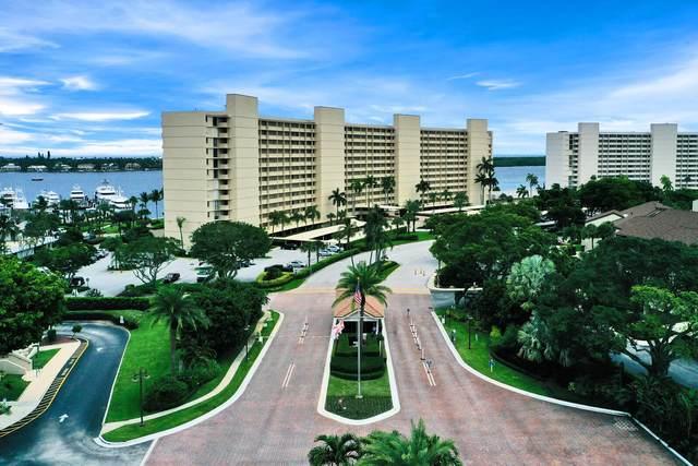 1208 Marine Way G14, North Palm Beach, FL 33408 (MLS #RX-10633201) :: Berkshire Hathaway HomeServices EWM Realty