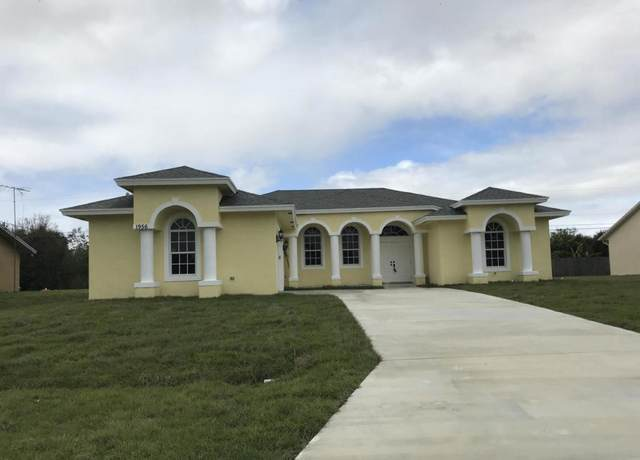 1956 SW Beekman Street, Port Saint Lucie, FL 34953 (#RX-10633204) :: Ryan Jennings Group
