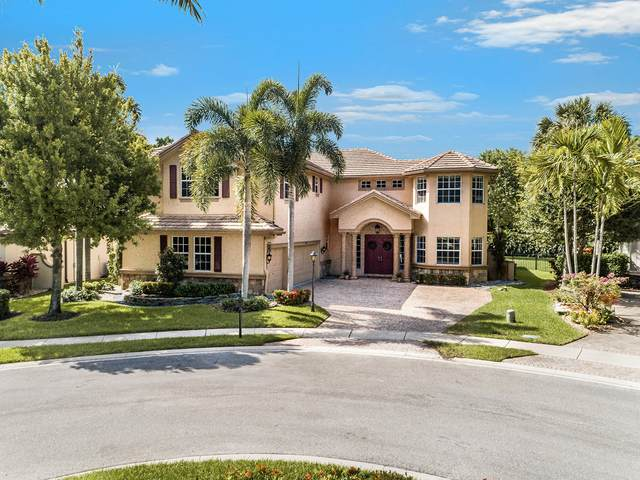 10305 Trianon Place, Wellington, FL 33449 (MLS #RX-10633218) :: Berkshire Hathaway HomeServices EWM Realty