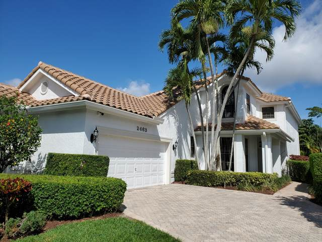 2463 NW 63rd Street, Boca Raton, FL 33496 (MLS #RX-10633256) :: Berkshire Hathaway HomeServices EWM Realty