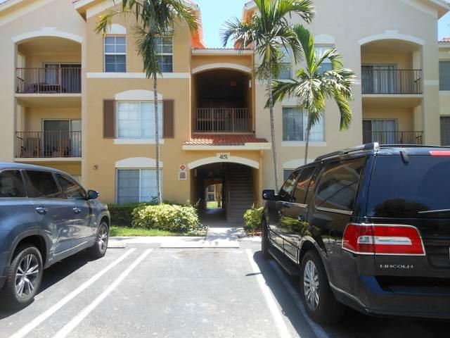 4151 San Marino Boulevard #101, West Palm Beach, FL 33409 (#RX-10633261) :: Posh Properties