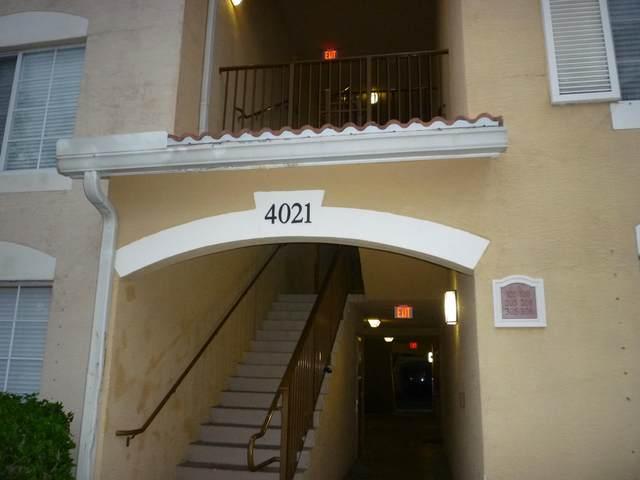 4021 San Marino Boulevard #307, West Palm Beach, FL 33409 (#RX-10633323) :: Posh Properties