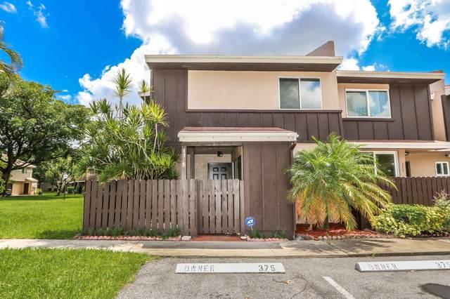 1375 Sussex Drive, North Lauderdale, FL 33068 (MLS #RX-10633333) :: Berkshire Hathaway HomeServices EWM Realty