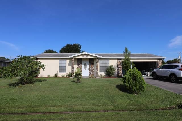 1274 SW Avens Street, Port Saint Lucie, FL 34983 (#RX-10633358) :: Ryan Jennings Group