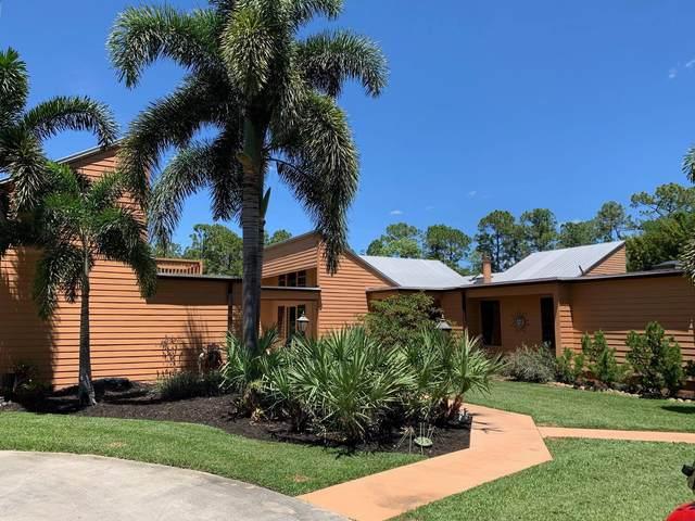 4085 SW Honey Terrace, Palm City, FL 34990 (#RX-10633375) :: Ryan Jennings Group