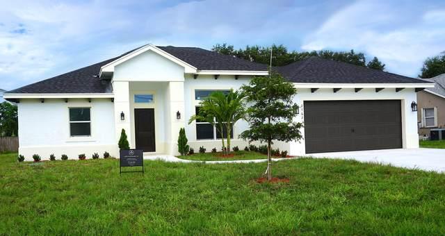 2762 SE Clareton Terrace, Port Saint Lucie, FL 34952 (#RX-10633402) :: Ryan Jennings Group