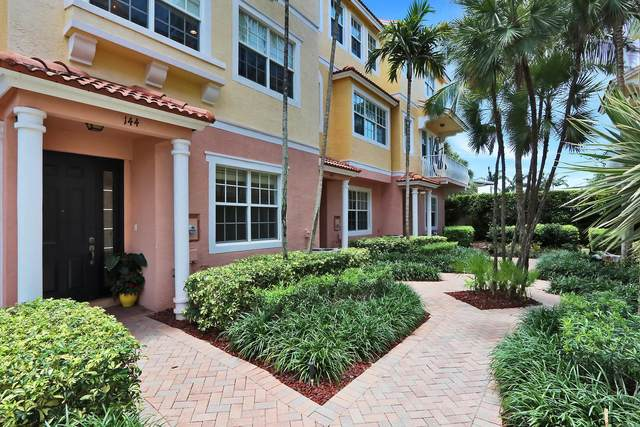 144 Harbors Way, Boynton Beach, FL 33435 (#RX-10633417) :: Ryan Jennings Group