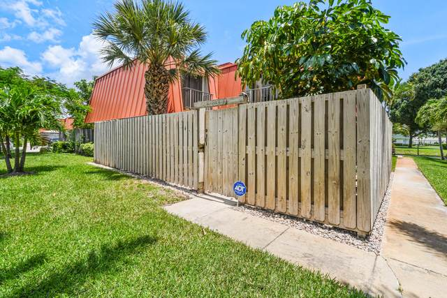 3203 Gardens East Drive B, Palm Beach Gardens, FL 33410 (MLS #RX-10633479) :: Berkshire Hathaway HomeServices EWM Realty