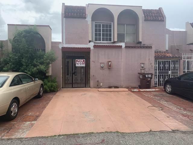 3795 W 8th Way #6, Hialeah, FL 33012 (MLS #RX-10633527) :: Berkshire Hathaway HomeServices EWM Realty