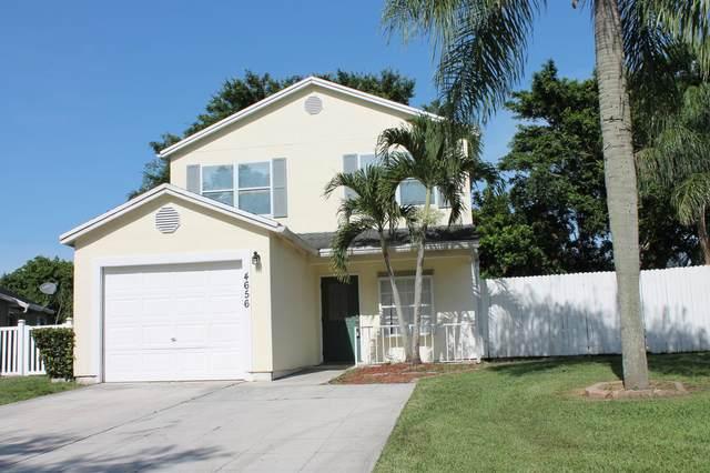 4656 Lakeside Circle, West Palm Beach, FL 33417 (MLS #RX-10633528) :: Berkshire Hathaway HomeServices EWM Realty