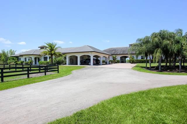 16381 Hollow Tree Lane, Wellington, FL 33414 (MLS #RX-10633561) :: Berkshire Hathaway HomeServices EWM Realty