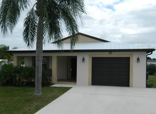 14407 Isla Flores Avenue, Fort Pierce, FL 34951 (MLS #RX-10633562) :: Laurie Finkelstein Reader Team