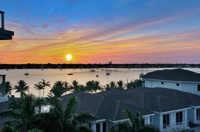 2 Water Club Way #504, North Palm Beach, FL 33408 (#RX-10633575) :: Ryan Jennings Group