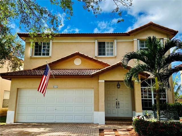 6115 NW 41st Drive, Coral Springs, FL 33067 (MLS #RX-10633594) :: Castelli Real Estate Services