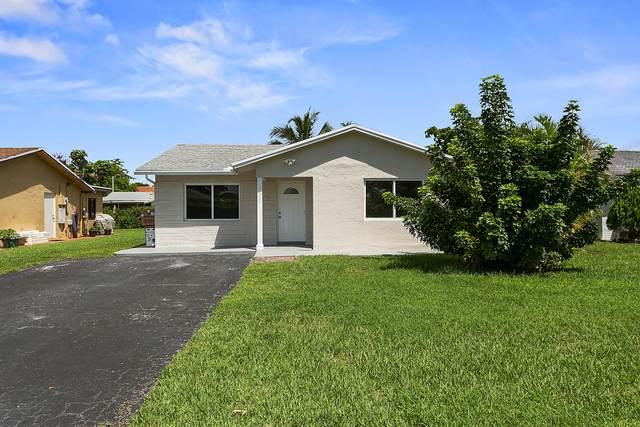 9605 NW 72nd Manor, Tamarac, FL 33321 (MLS #RX-10633625) :: Castelli Real Estate Services