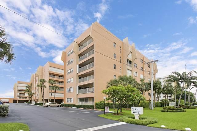3520 S Ocean Boulevard L205, South Palm Beach, FL 33480 (#RX-10633697) :: Ryan Jennings Group