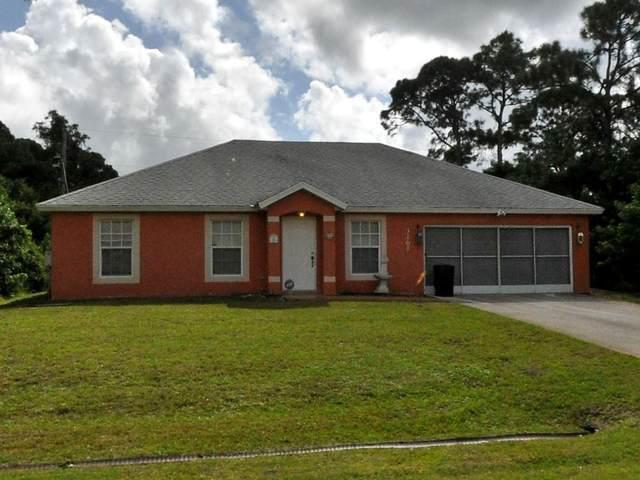3161 SW Savona Boulevard, Port Saint Lucie, FL 34953 (#RX-10633717) :: Ryan Jennings Group