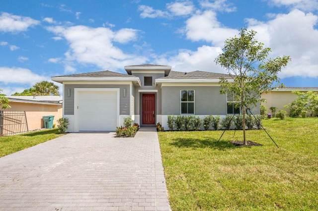 438 SW 9th Avenue, Boynton Beach, FL 33435 (#RX-10633743) :: The Reynolds Team/ONE Sotheby's International Realty