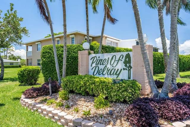 1040 Citrus Way #203, Delray Beach, FL 33445 (#RX-10633826) :: Posh Properties