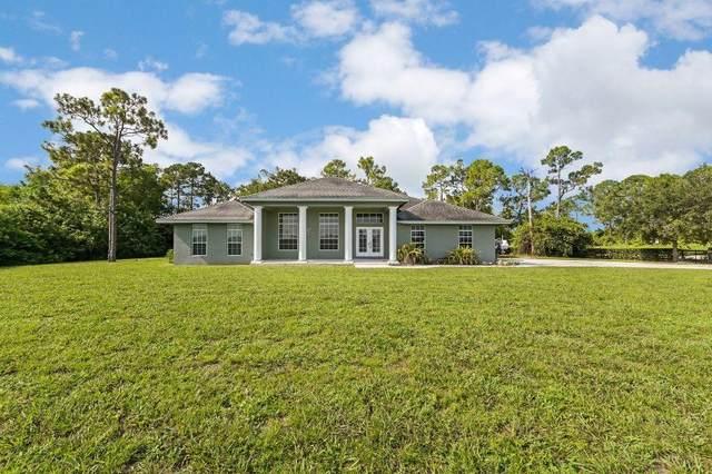 9470 190th Street N, Loxahatchee, FL 33470 (MLS #RX-10633861) :: Berkshire Hathaway HomeServices EWM Realty