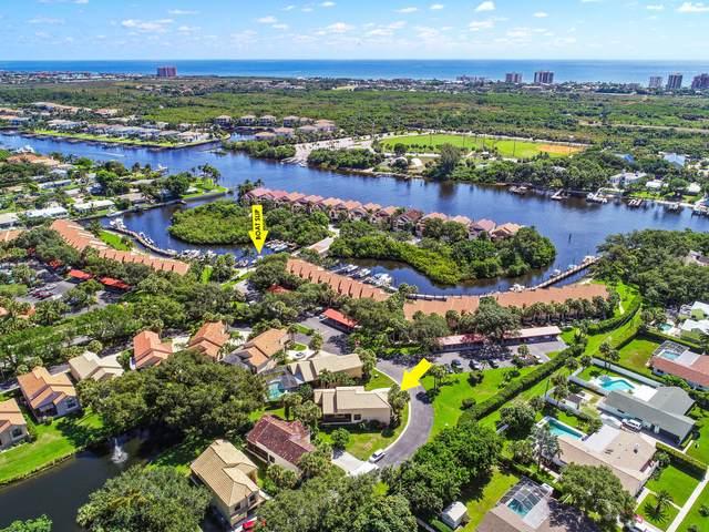 2354 Treasure Isle Drive, Palm Beach Gardens, FL 33410 (MLS #RX-10633873) :: Berkshire Hathaway HomeServices EWM Realty