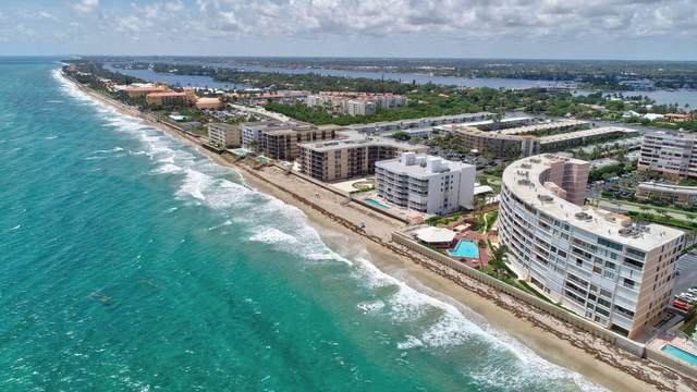 3589 S Ocean Boulevard #802, South Palm Beach, FL 33480 (#RX-10633878) :: Posh Properties