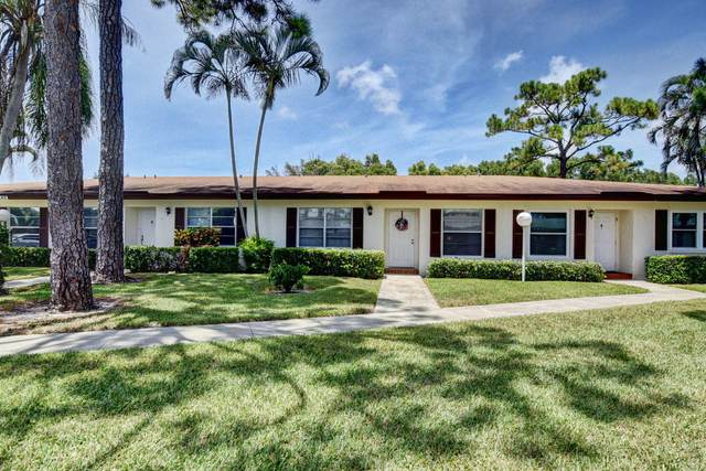5087 Poppy Place C, Delray Beach, FL 33484 (#RX-10633889) :: Ryan Jennings Group