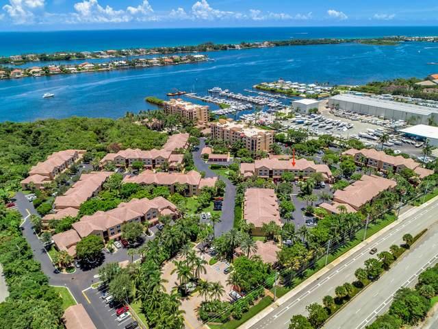 700 Scotia Drive #304, Hypoluxo, FL 33462 (MLS #RX-10633930) :: Berkshire Hathaway HomeServices EWM Realty