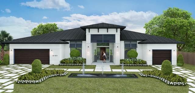 2101 Banyan Road, Boca Raton, FL 33432 (MLS #RX-10633950) :: United Realty Group