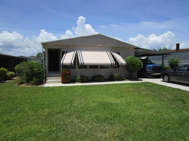 7850 SE Shenandoah Drive, Hobe Sound, FL 33455 (MLS #RX-10633973) :: Berkshire Hathaway HomeServices EWM Realty