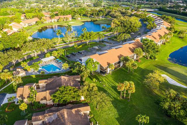 16768 Oak Hill Trail #1224, Delray Beach, FL 33484 (MLS #RX-10633977) :: Berkshire Hathaway HomeServices EWM Realty