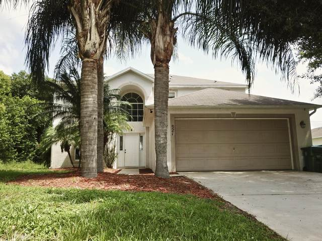 921 SW Mcelroy Avenue, Port Saint Lucie, FL 34953 (#RX-10634050) :: Ryan Jennings Group