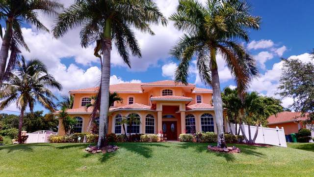 4510 SW Darwin Boulevard, Port Saint Lucie, FL 34953 (#RX-10634061) :: The Reynolds Team/ONE Sotheby's International Realty