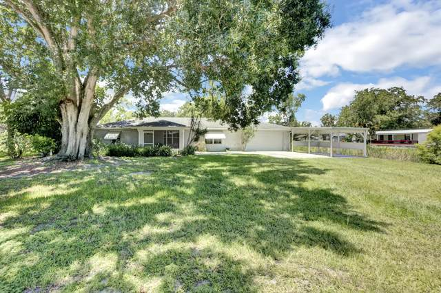 4233 SE 29th Court, Okeechobee, FL 34974 (MLS #RX-10634064) :: The Jack Coden Group
