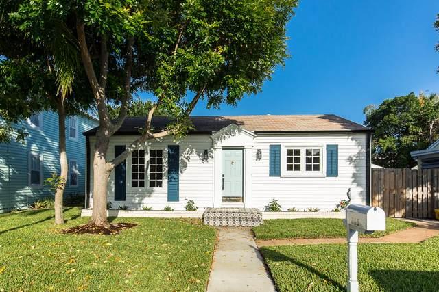 215 S Palmway, Lake Worth Beach, FL 33460 (#RX-10634068) :: Ryan Jennings Group