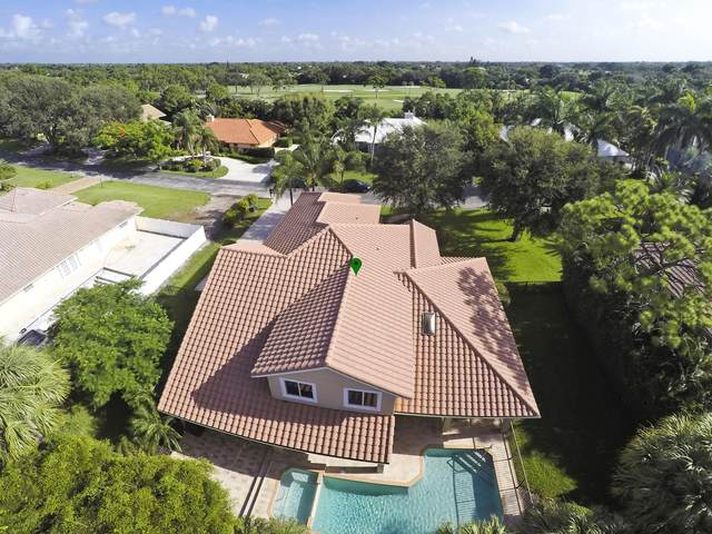 4404 Gleneagles Drive, Boynton Beach, FL 33436 (#RX-10634123) :: Ryan Jennings Group