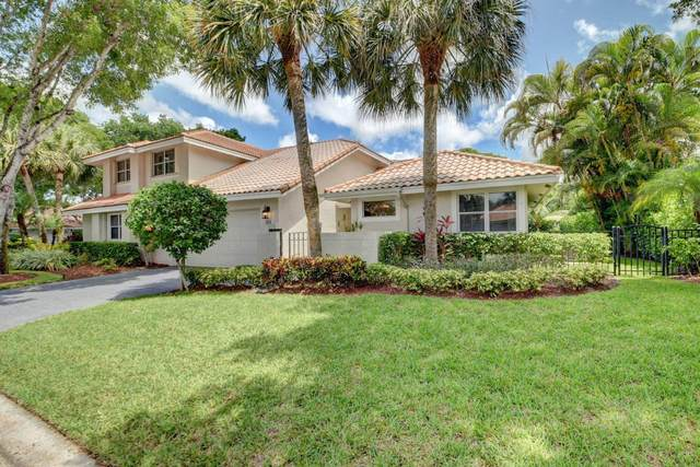 2157 NW 52nd Street, Boca Raton, FL 33496 (#RX-10634125) :: Ryan Jennings Group