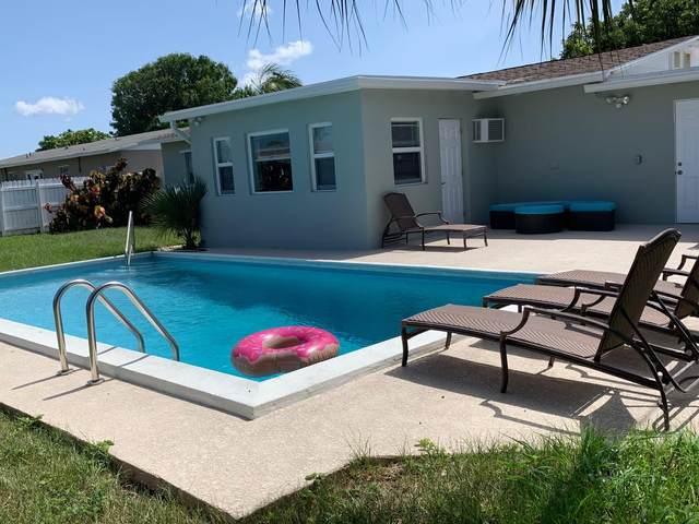 132 N 12th Place, Lantana, FL 33462 (MLS #RX-10634129) :: Berkshire Hathaway HomeServices EWM Realty