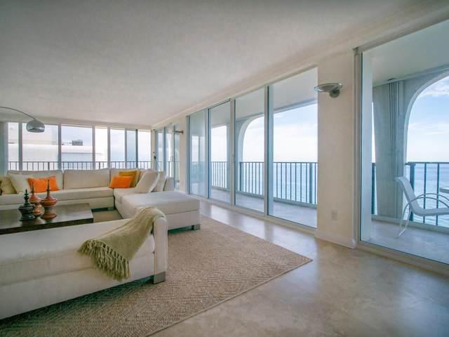 2800 S Ocean Boulevard Ph-G, Boca Raton, FL 33432 (#RX-10634137) :: Posh Properties