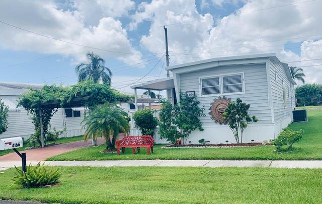 4166 Bobwhite Drive, Boynton Beach, FL 33436 (#RX-10634153) :: Ryan Jennings Group
